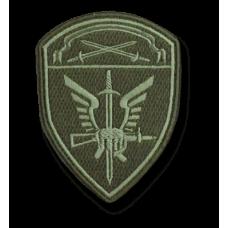 Шеврон Спецназ, ОМОН  для полевой формы