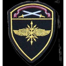 Шеврон воинские части связи