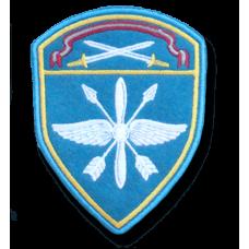 Шеврон авиационные воинские части