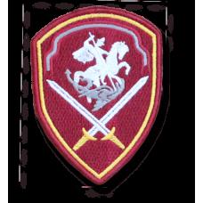 Шеврон Управления войск Национальной гвардии Ордена Красной Звезды Северо-Западного округа