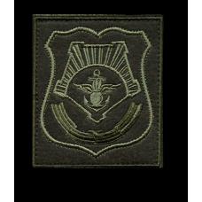 Нарукавный знак Восточного военного округа на полевую форму