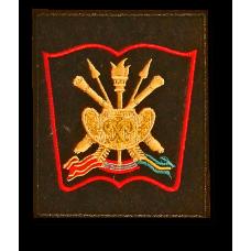 Шеврон Военной академии РВСН