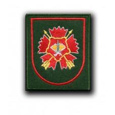 Нашивка 24-ой отдельной бригады специального назначения