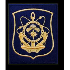 Нарукавный знак 11-ой дивизии подводных лодок Северного флота