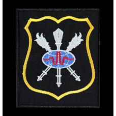 Нарукавный знак с эмблемой Службы Специального Контроля