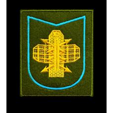 Нашивка учебного центра РТВ