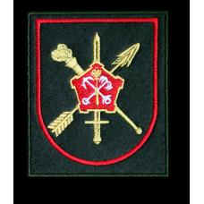 Нашивка шестого отдельного полка РХБЗ