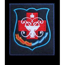 Шеврон 5 филиал Бурденко