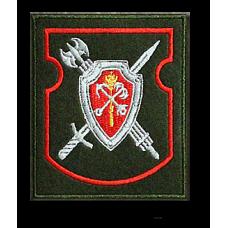 Нарукавный знак подразделения Военной Полиции ЗВО