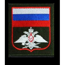 Нарукавный знак с эмблемой Военной полиции