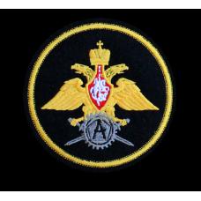 Нарукавный знак Военного представительства (круглый)